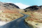 Hardknott Pass - Click to go back to the list of tours page